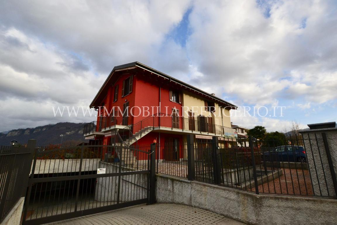 Appartamento in affitto a Cisano Bergamasco, 2 locali, prezzo € 530 | CambioCasa.it