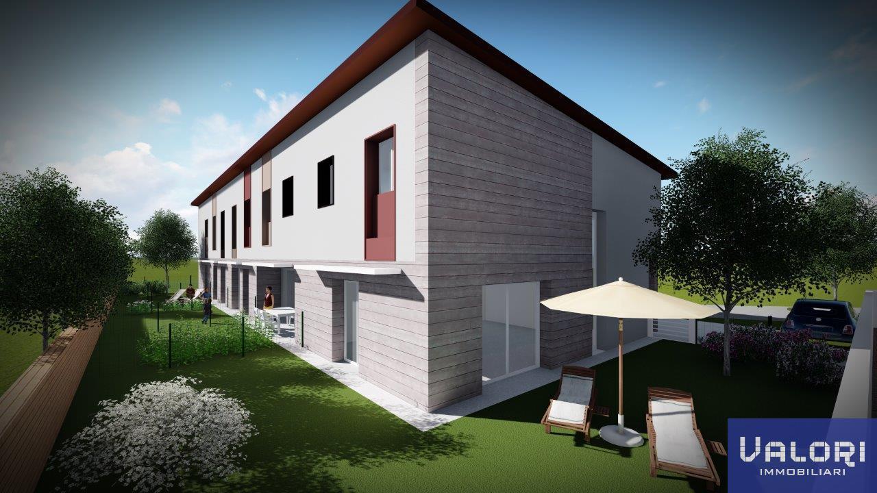 Soluzione Semindipendente in vendita a Faenza, 4 locali, zona Località: AD. ZE VIA FRATELLI ROSSELLI, prezzo € 349.000 | CambioCasa.it
