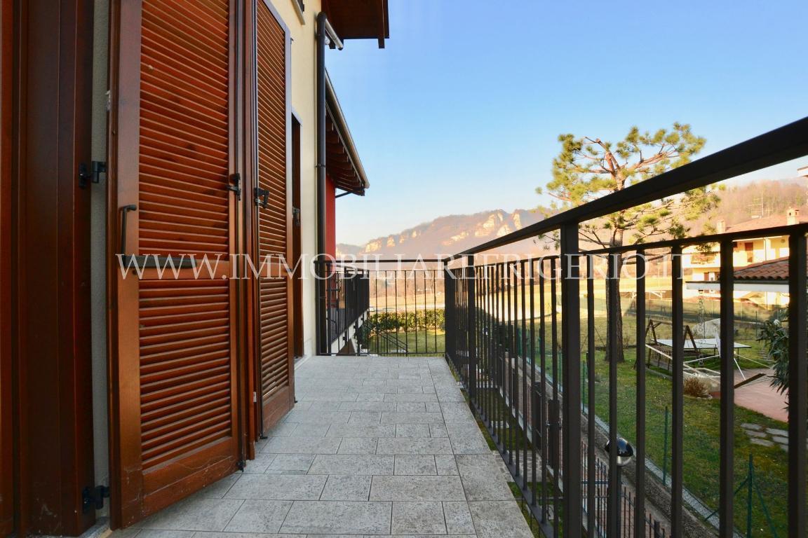 Vendita appartamento Cisano Bergamasco superficie 142m2