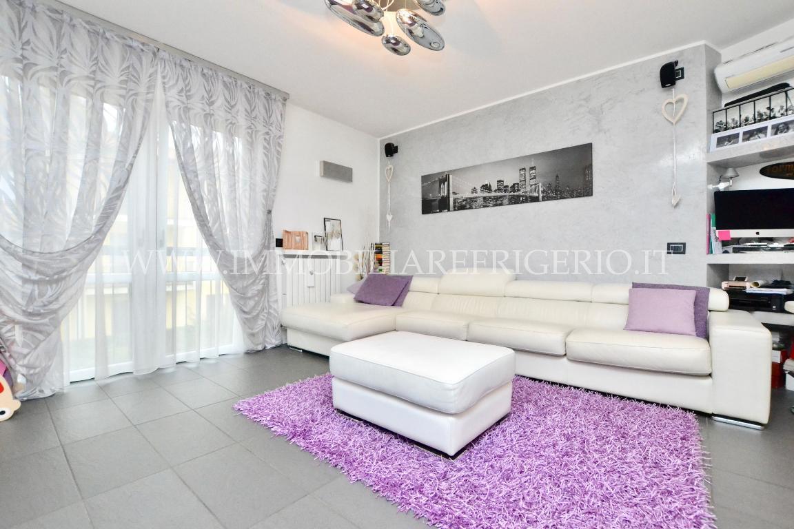 Vendita appartamento Cisano Bergamasco superficie 100m2