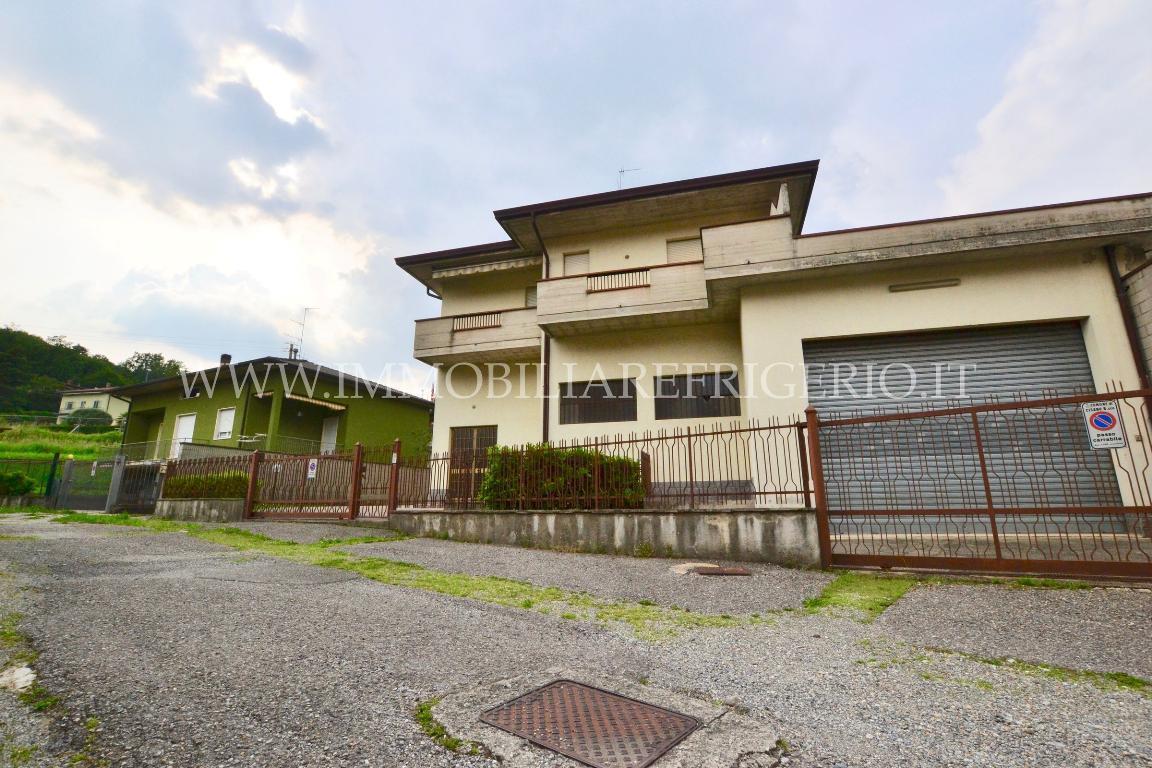 Vendita appartamento Cisano Bergamasco superficie 116m2