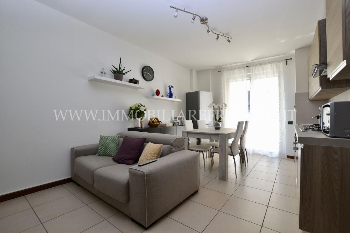 Appartamento in affitto a Cisano Bergamasco, 2 locali, zona Località: Centro, prezzo € 500   CambioCasa.it