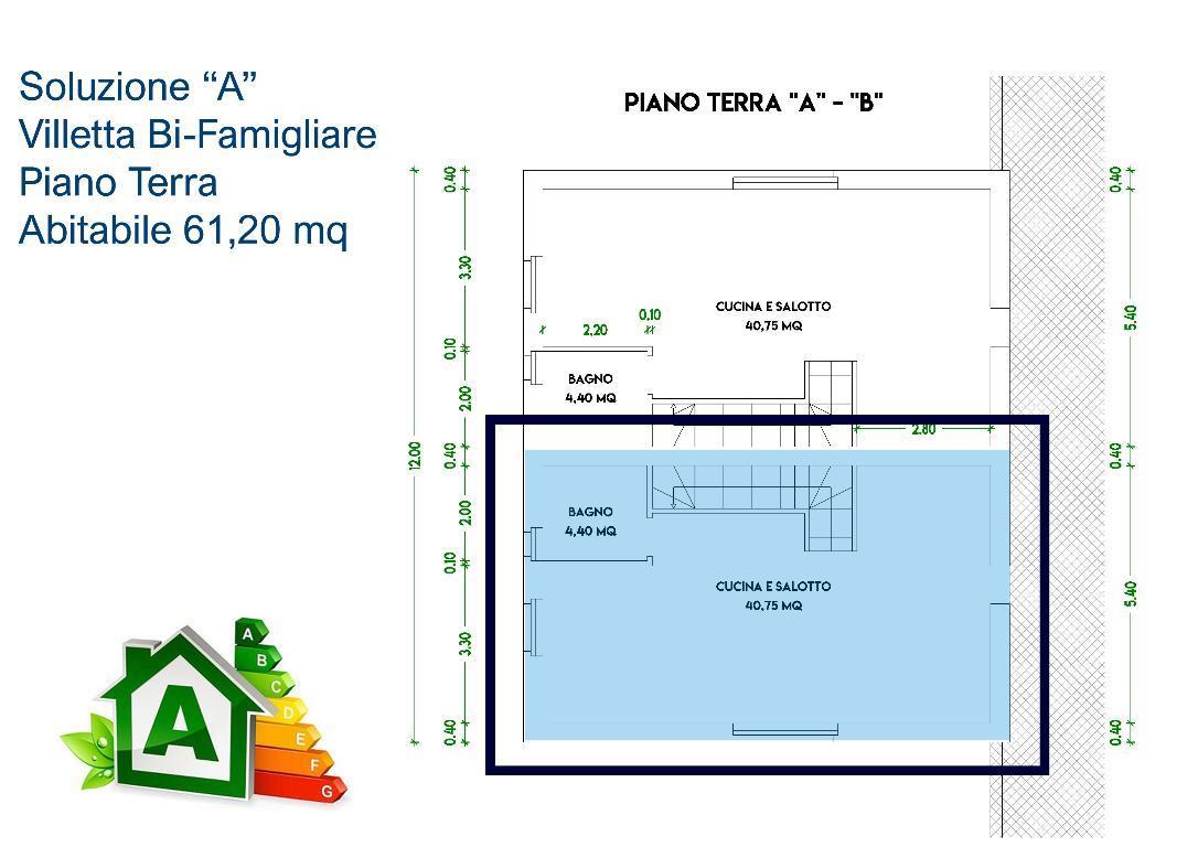 Vendita villa bifamiliare Valgreghentino superficie 152m2