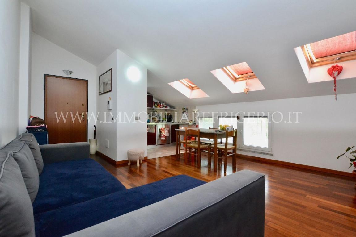 Appartamento in affitto a Cisano Bergamasco, 2 locali, zona Località: sosta, prezzo € 400   CambioCasa.it