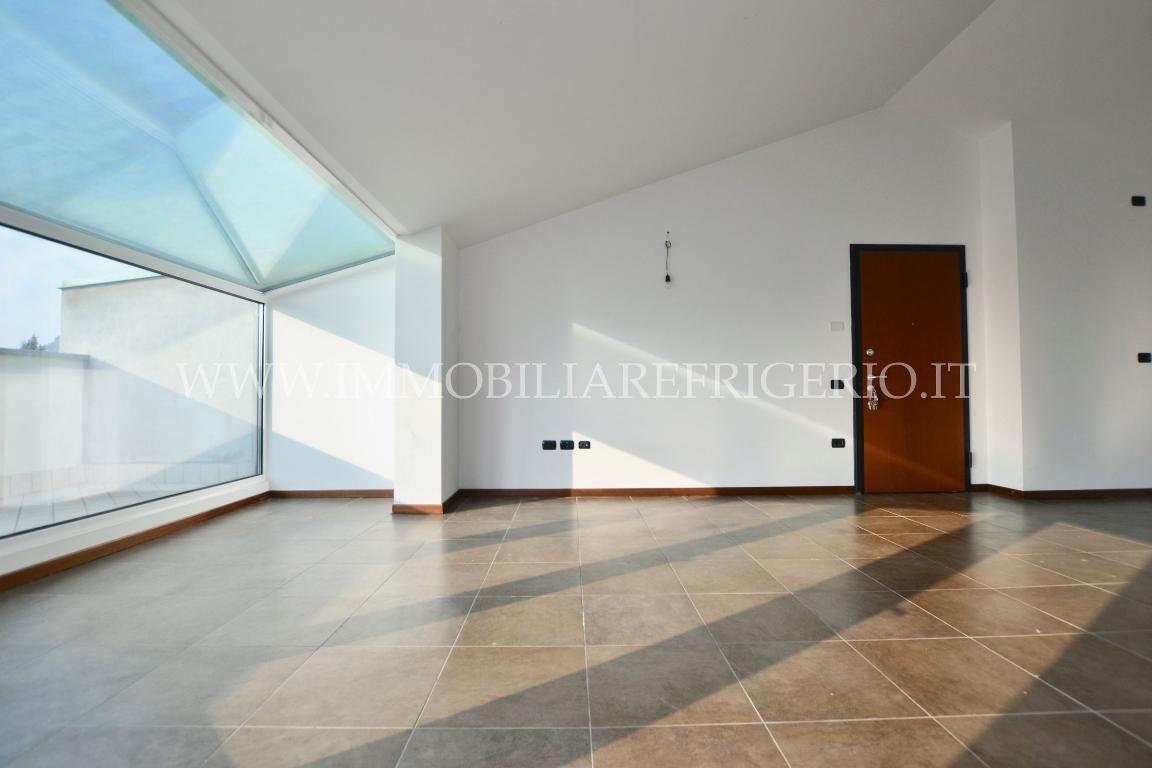 Affitto attico Cisano Bergamasco superficie 154m2