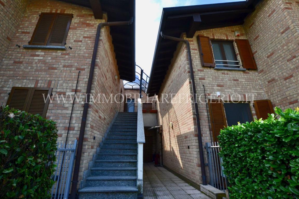 Appartamento in vendita a Cisano Bergamasco, 3 locali, prezzo € 118.000 | CambioCasa.it