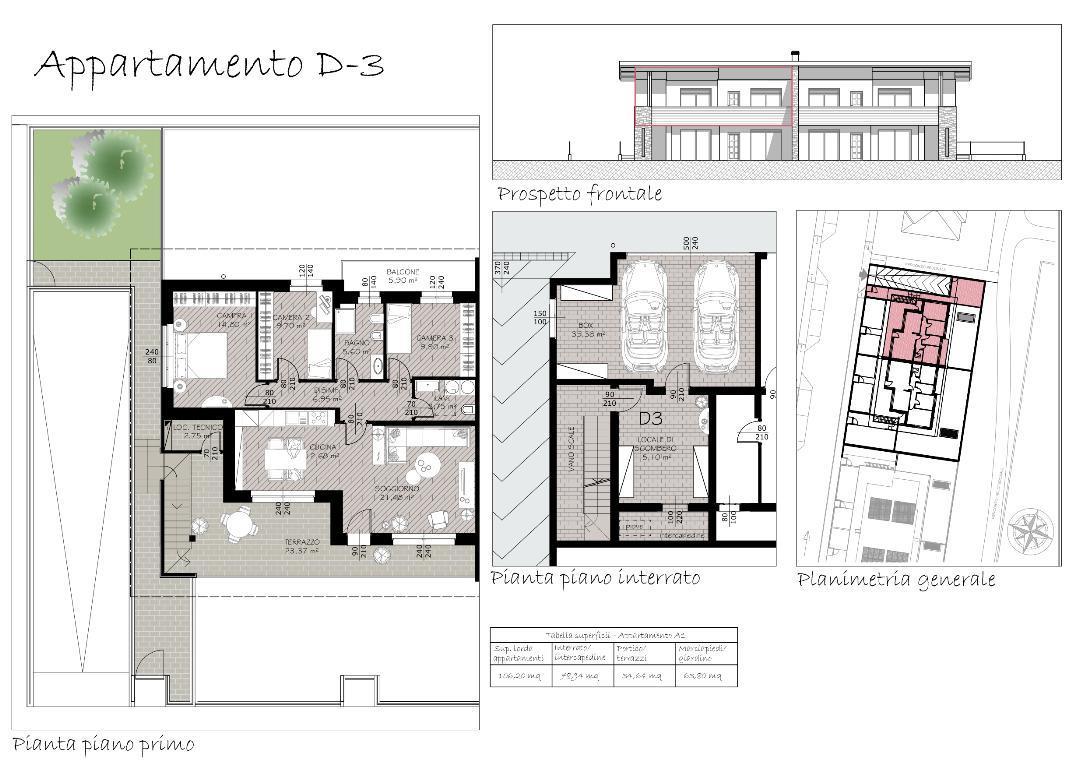 Appartamento Vendita Mapello 4503