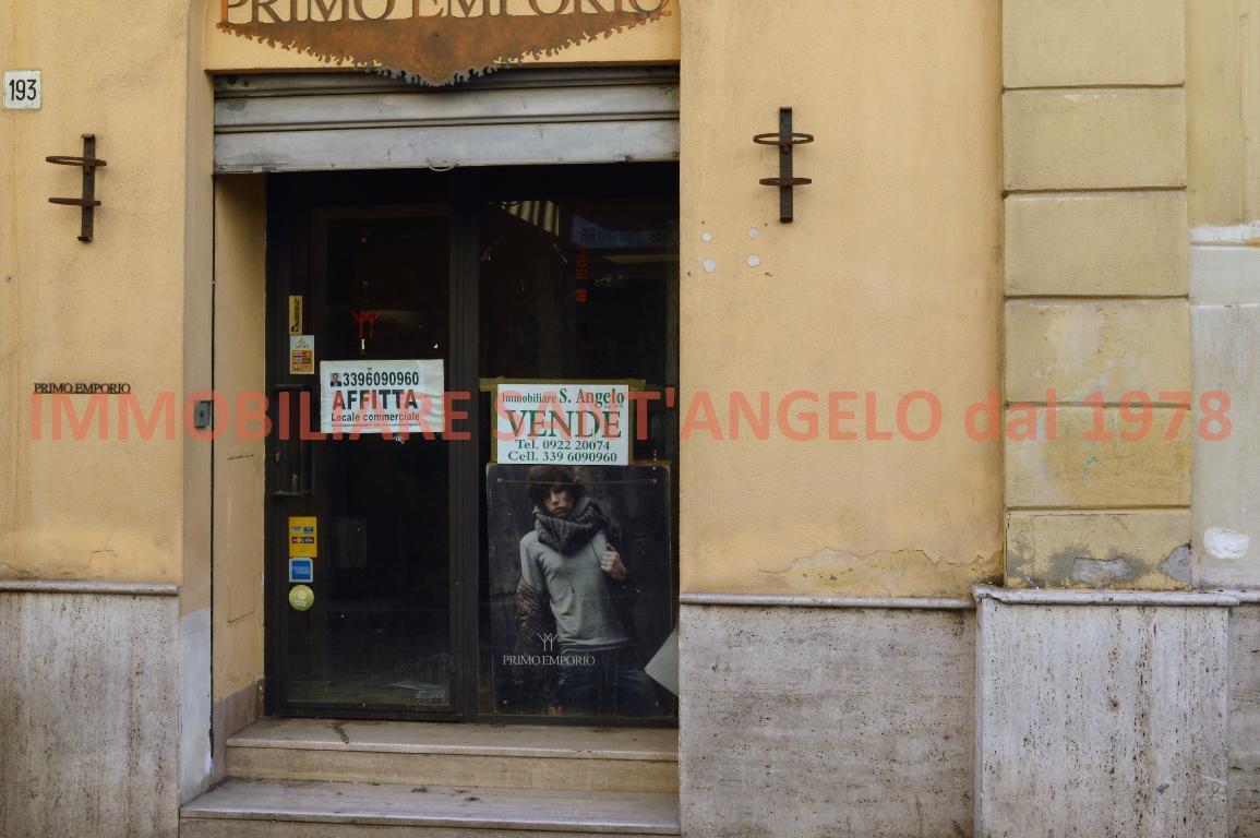Negozio / Locale in affitto a Agrigento, 3 locali, zona Località: Centro storico-Atenea, prezzo € 500 | CambioCasa.it