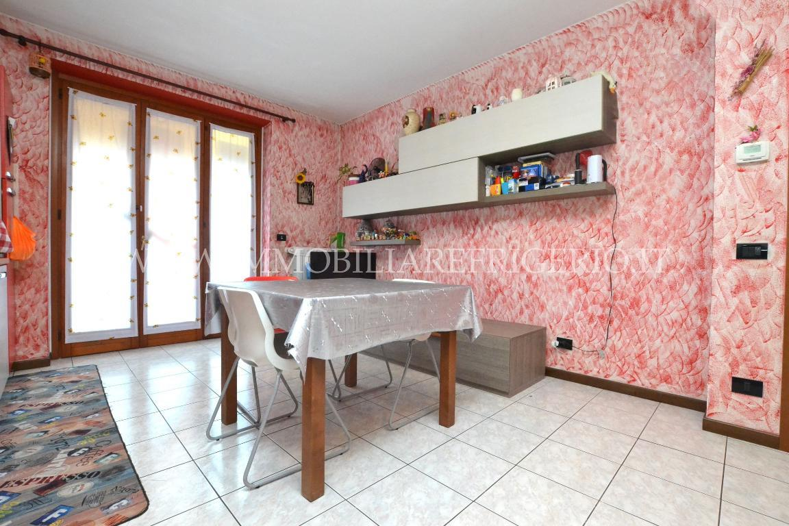 Vendita appartamento Cisano Bergamasco superficie 55m2