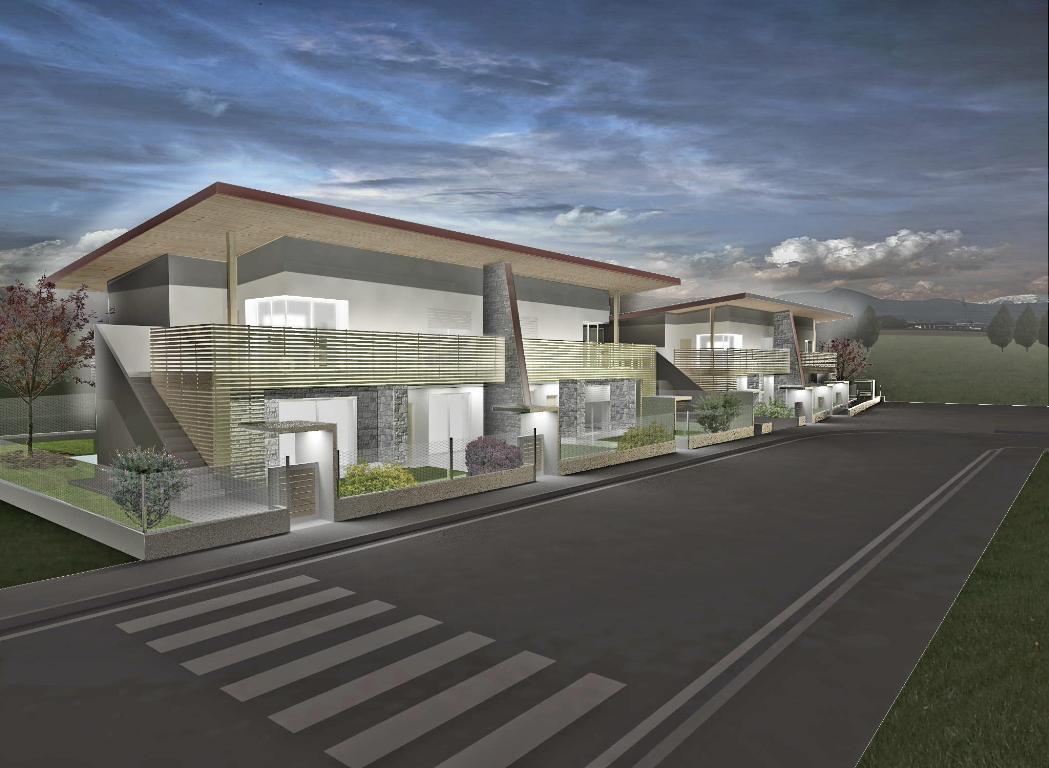 Vendita appartamento Mapello superficie 106m2