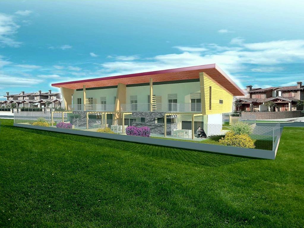 Vendita appartamento Mapello superficie 105m2