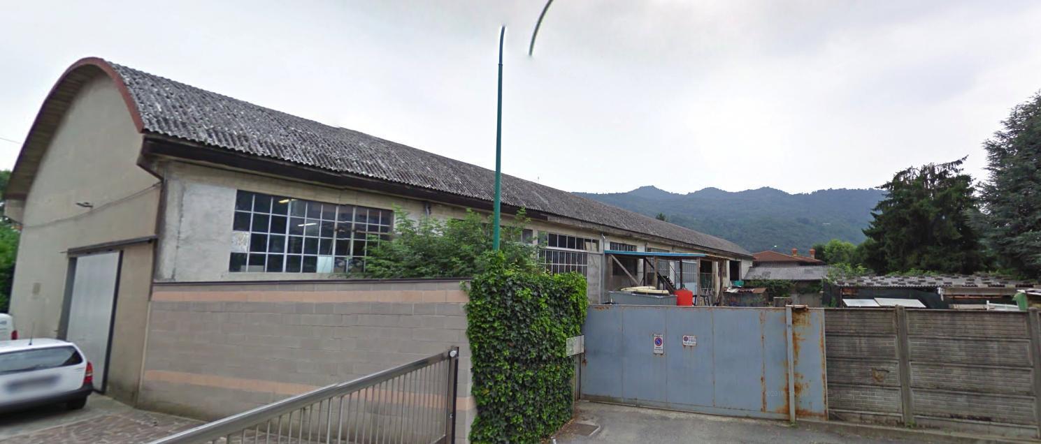 Affitto magazzino Cisano Bergamasco superficie 160m2