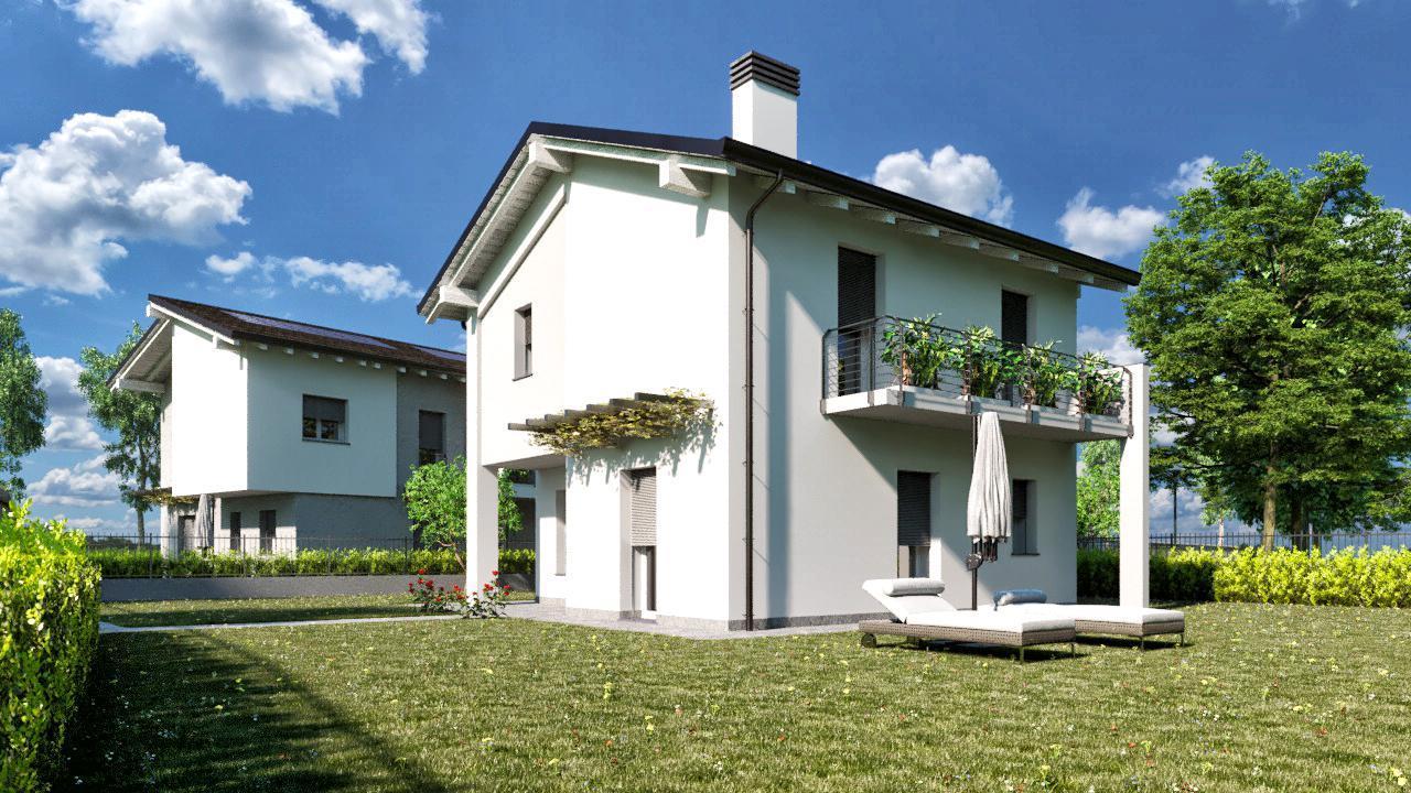 Villa Singola Vendita Cisano Bergamasco 4380