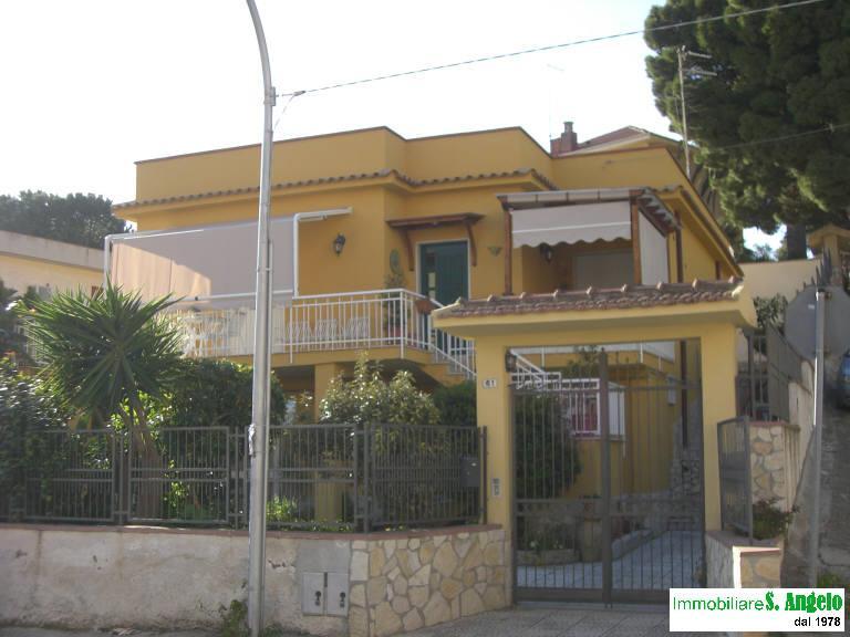 Villa in vendita a Agrigento, 5 locali, zona Località: S. Leone, prezzo € 280.000 | CambioCasa.it