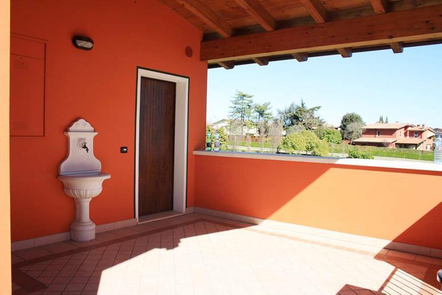 Trilocale in residence a Padenghe sul Garda