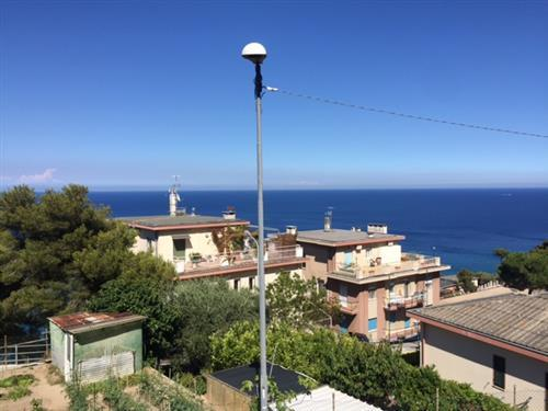 Laigueglia splendida villa fronte mare