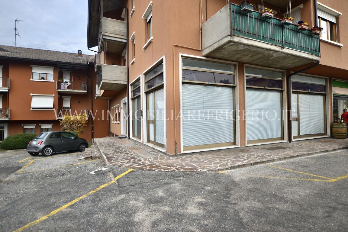 Negozio Affitto Cisano Bergamasco 4651