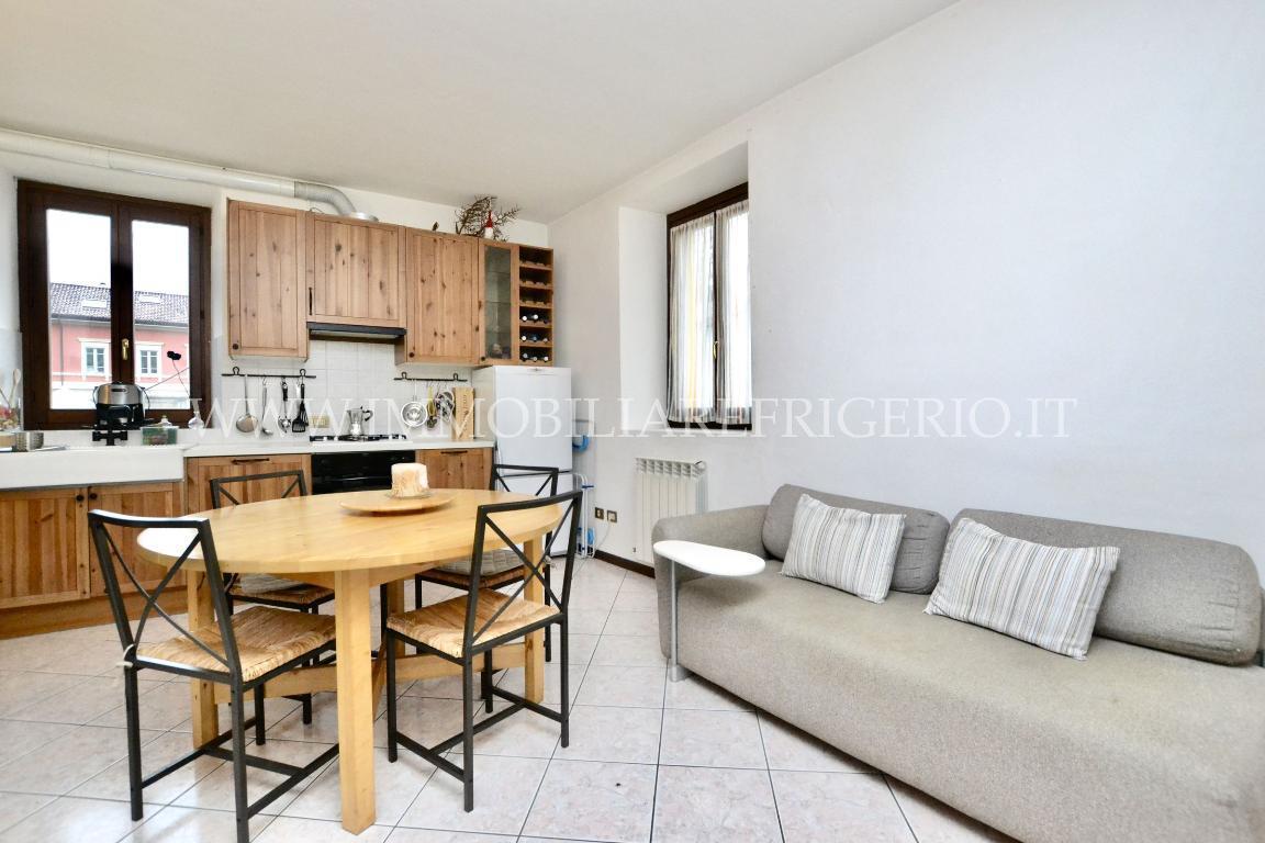 Vendita appartamento Caprino Bergamasco superficie 50m2