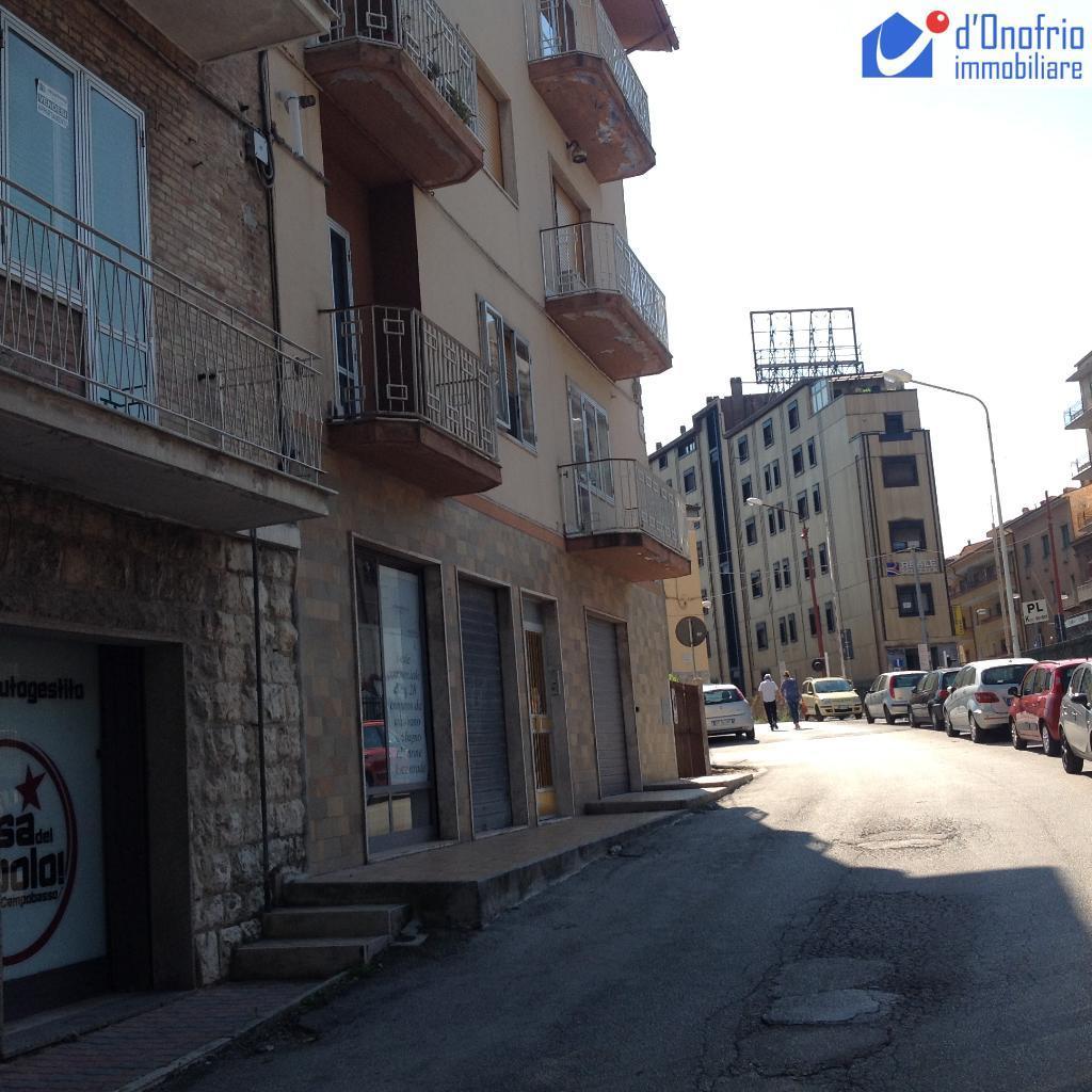Appartamento in vendita Centro città, VIA GIOBERTI Campobasso